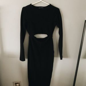 ☆ Zara Black Dress ☆